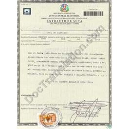 Certified Translation Of Spanish Birth Certificate Uscis